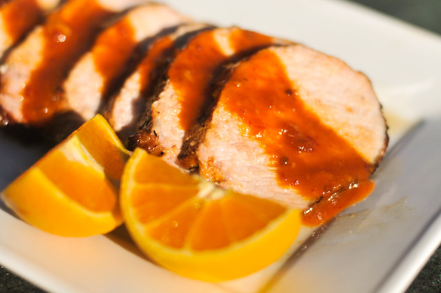 Orange-Chipotle Pork Loin