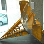 Erick C. Johnson - What a Whirl; Wood and metal; 2012