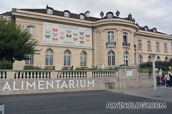 The Alimentarium
