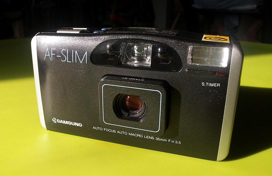 All sizes   My Gear# Samsung AF-SLIM   Flickr - Photo Sharing!