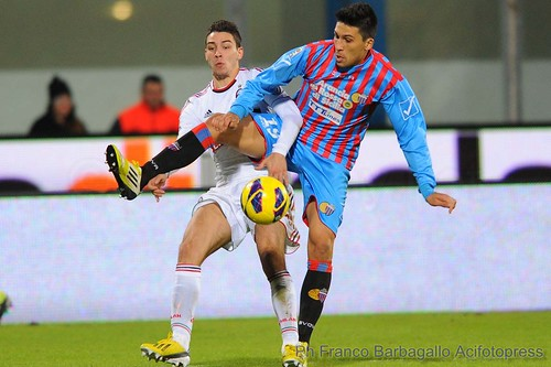 Calcio, Siena-Catania: presentazione della gara$