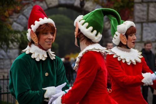 Christmas Cavalcade