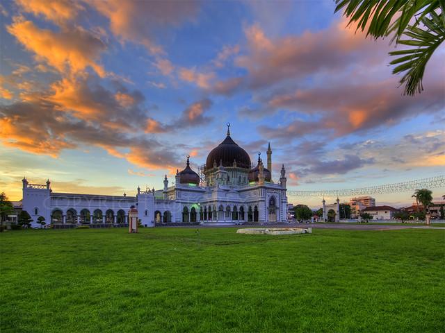 Masjid Zahir, Alor Setar, Kedah, Malaysia. II