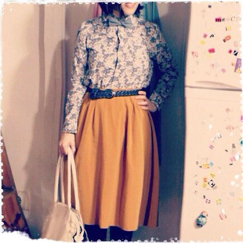 Outfit con pajarita