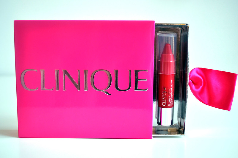 clinique chubby stick christmas gift set lip balm 3