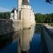 Chenonceau - Le Château de Chenonceau (les jardins) - 15/08/2012