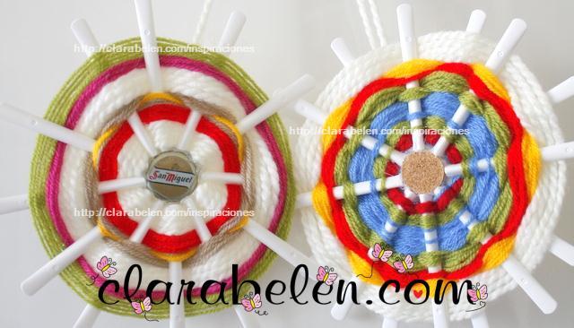 Inspiraciones manualidades y reciclaje reciclar - Reciclar restos de lana ...
