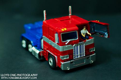 Spike on Truck