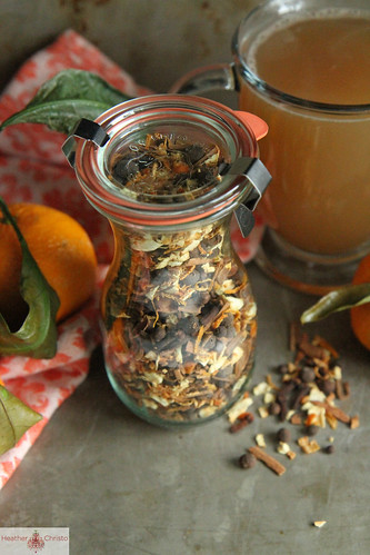 Homemade Mulling Spice