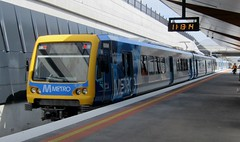 X'Trapolis train at South Morang