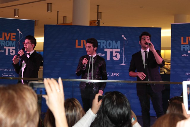 JetBlue presents Il Volo Live From T5