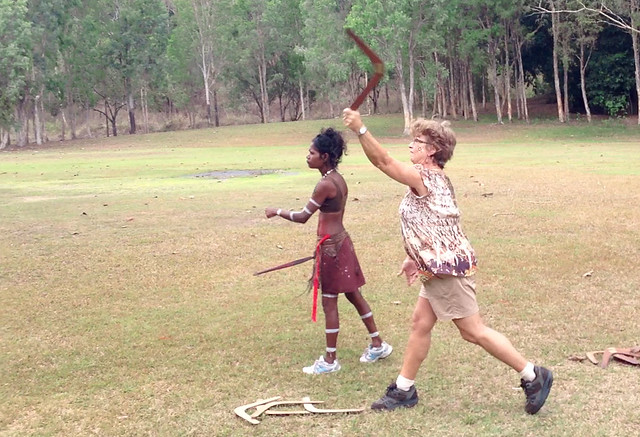 Lesson from Australia: The proper boomerang form