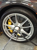 Torque multiplier on Center lock gt3 rs wheels