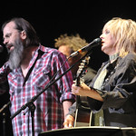 Holiday Cheer 2012: Lucinda Williams and Steve Earle