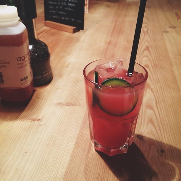 #homemade #organic #watermelon #lemonade #iminfoodheaven!!!