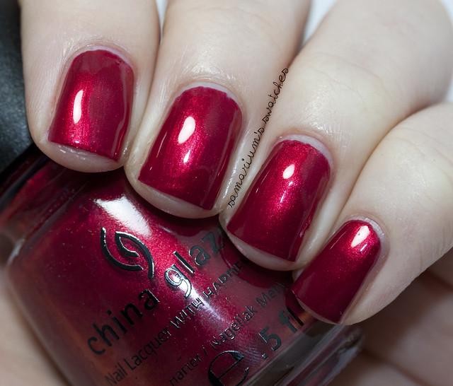 china glaze cranberry splash 3 flickr photo sharing