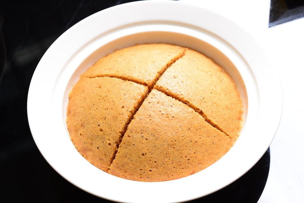 東莞松山湖凱悅酒店主廚客座台北君悅 - 焦糖馬拉糕 NT$220