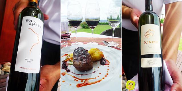Bodega Ruca Malen Tasting Menu with wine pairing- Mendoza 4