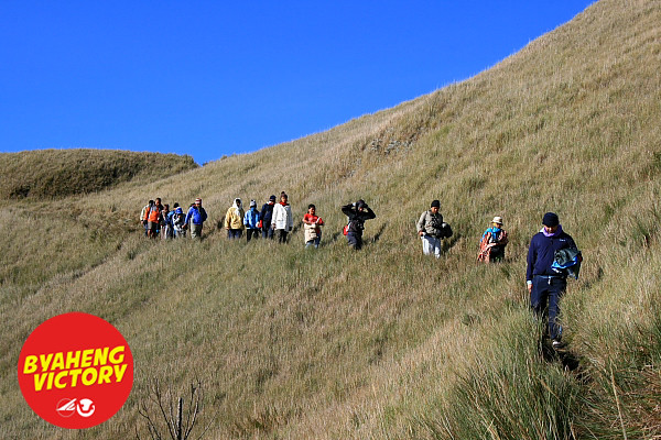 BYAHENG VICTORY MOUNT PULAG