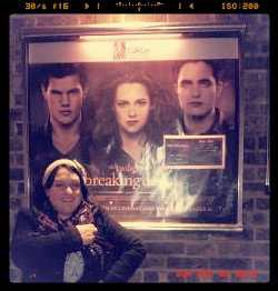 , Breaking Dawn Part 2 at the Torch Theatre