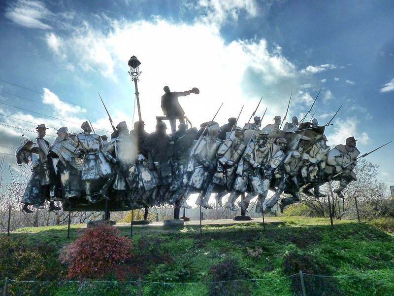 Monumento a Bela Kun