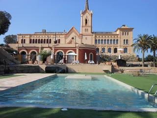 Sant Pere del Bosc Hotel & Spa, en Lloret de Mar (Girona).