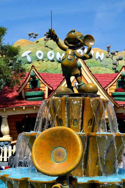 Mickey Over Toontown Flickr Photo Sharing