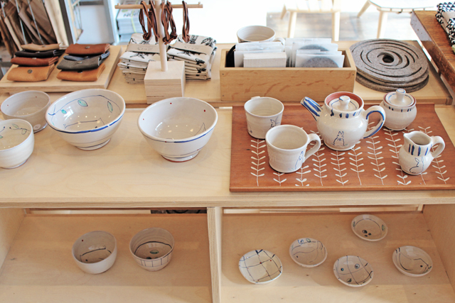 Lovely ceramics by