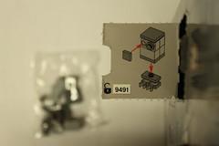 LEGO Star Wars 2012 Advent Calendar (9509) - Day 13: Gonk Droid
