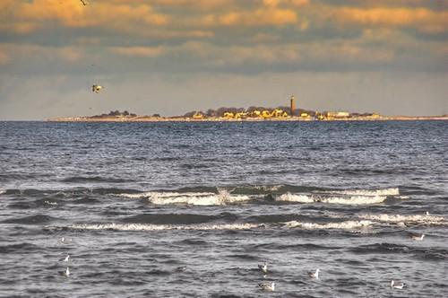lighthouse nature weather clouds landscape denmark pentax ngc dänemark leuchtturm sne frederikshavn kx landskab kattegat vejr nordjylland vendsyssel hirsholmene pervisti