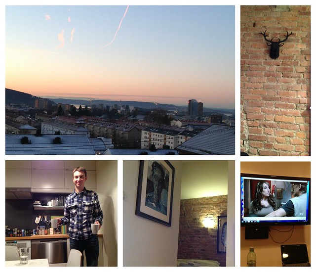 Oslo Accommodation Collage