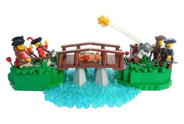 (4) - The Standoff At Perkin's Bridge