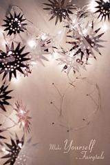 DIY: Paper Snowflake Garland