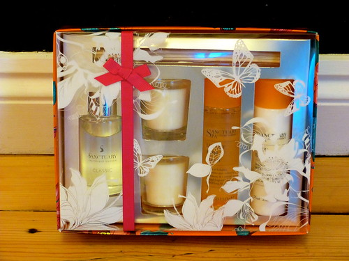 Sanctuary gift set