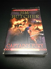 Captain's Fury