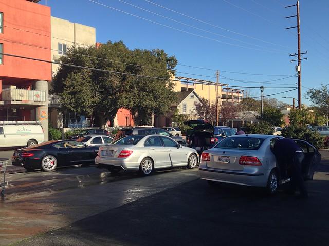Car Wash Palo Alto