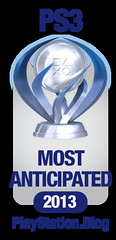 PS.Blog Game of the Year 2012 - PS3 Most Anticipated Platinum