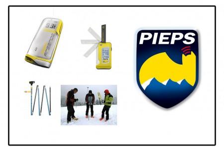 PIEPS - novinky 2013