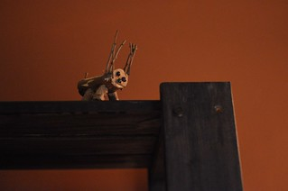 20121024-yoyo的麋鹿登高處-1