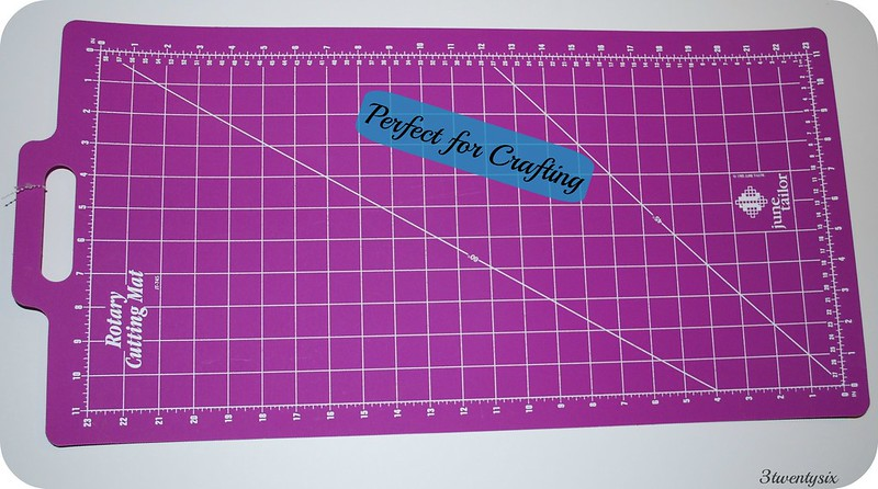 Crafting cutting mat