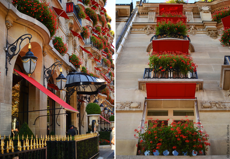 Hôtel Plaza Athénée by Carin Olsson (Paris in Four Months)