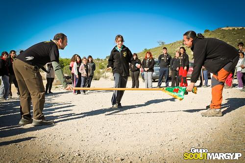 Campa Invierno El Rellano 2012
