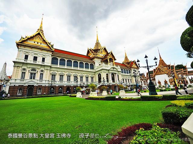 泰國曼谷景點 大皇宮 玉佛寺  87