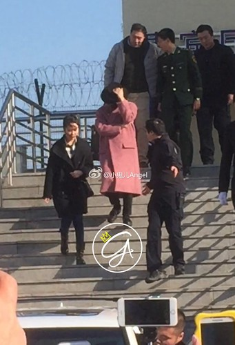 Big Bang - Harbin Airport - 21mar2015 - 小鬼儿Angel - 04