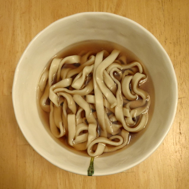 The Cooking of Joy: Homemade Udon Noodles