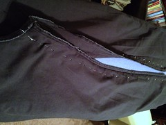 Pants Refit - In Progress