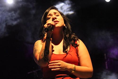 Carla Morrison @ Plaza de Toros Sta. María, Qro!