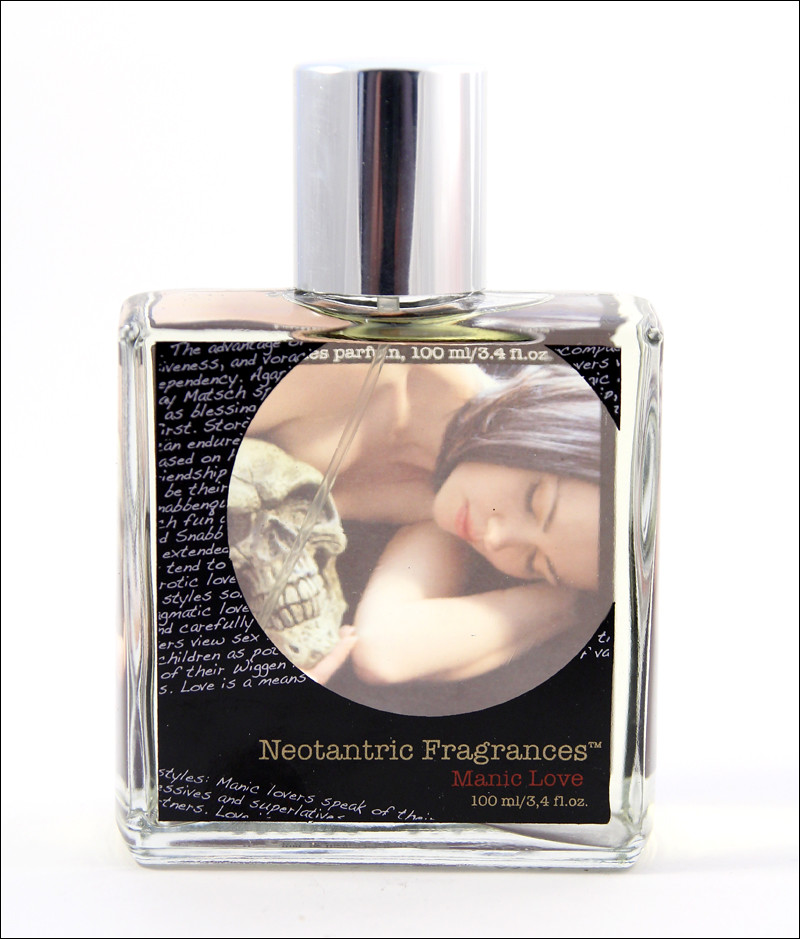 Neotantric fragrances Manic love woman EdP