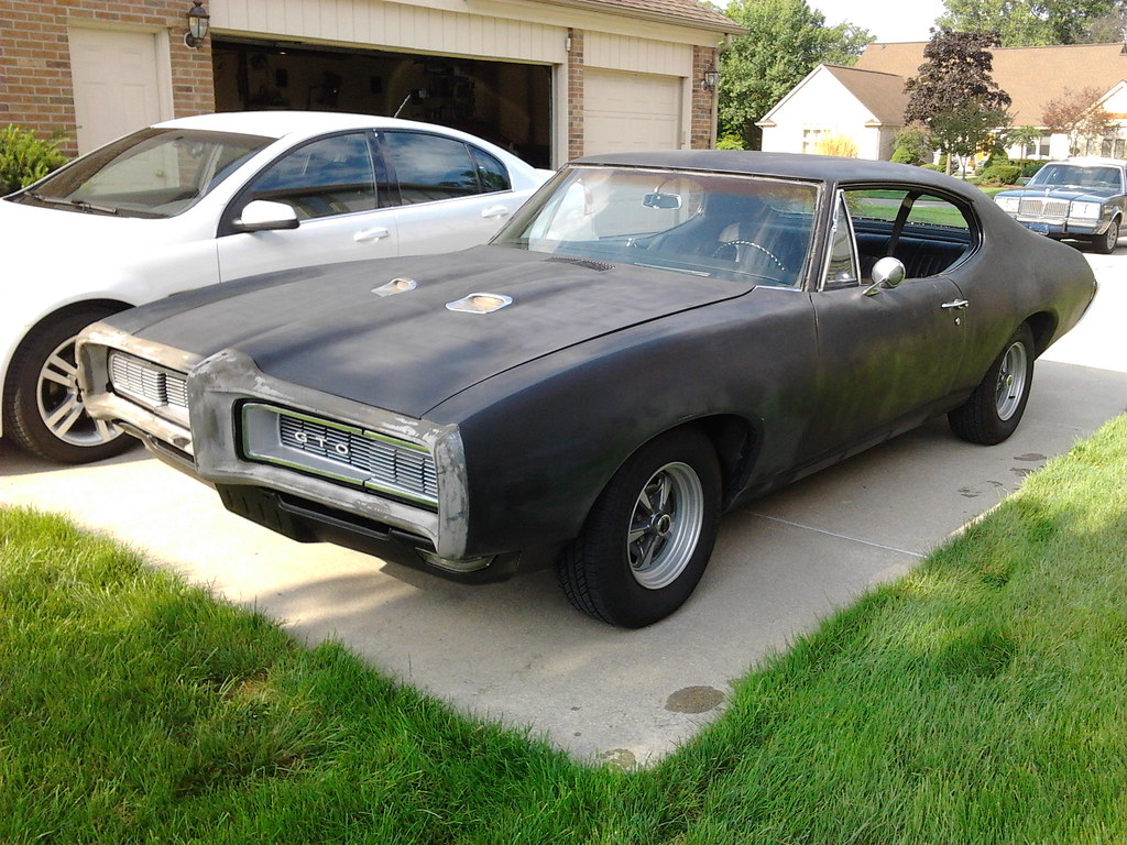 Update on my latest project - 68 GTO 8161892876_4ee0c2ecee_b