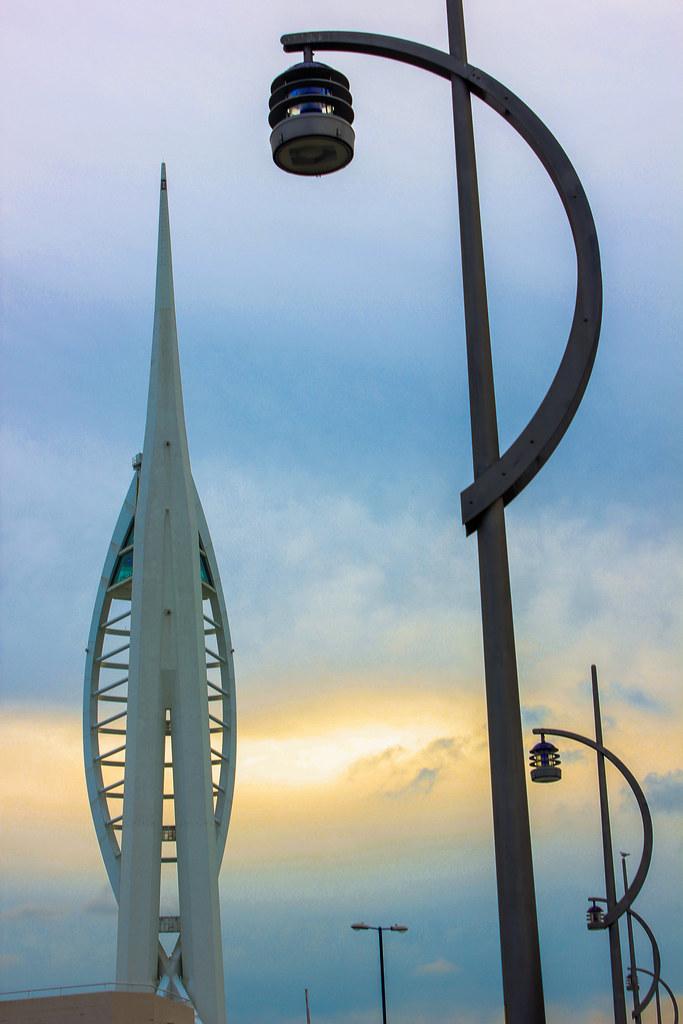 Spinnaker Tower de Portsmouth